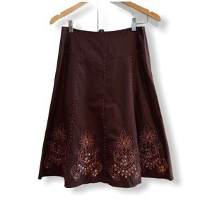 Beautiful beaded skirt